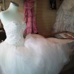 Wedding Dress Backlace